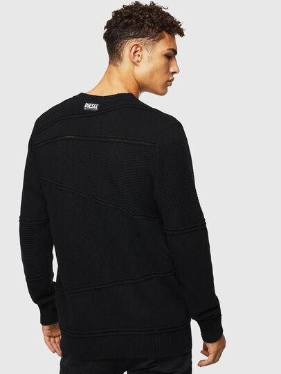 Diesel - K-PATHY, Black - Knitwear - Image 2