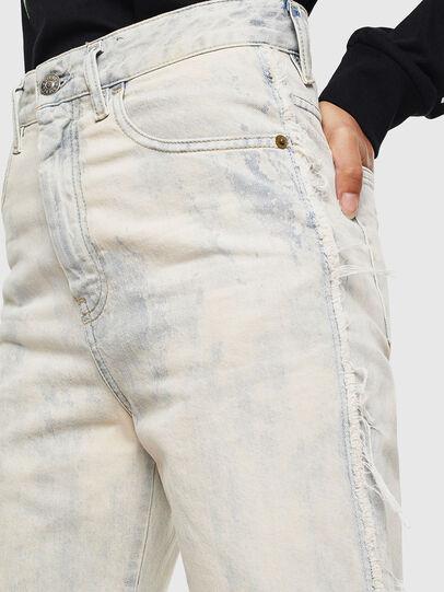 Diesel - D-Eiselle 0099P, White - Jeans - Image 3
