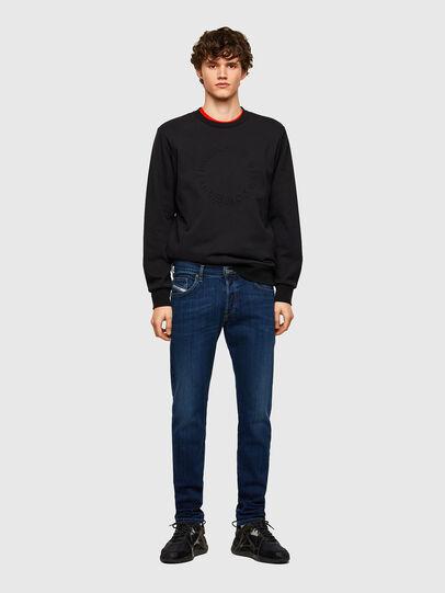 Diesel - D-Yennox 009ML, Dark Blue - Jeans - Image 5