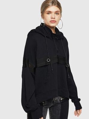 F-AVAL, Black - Sweaters