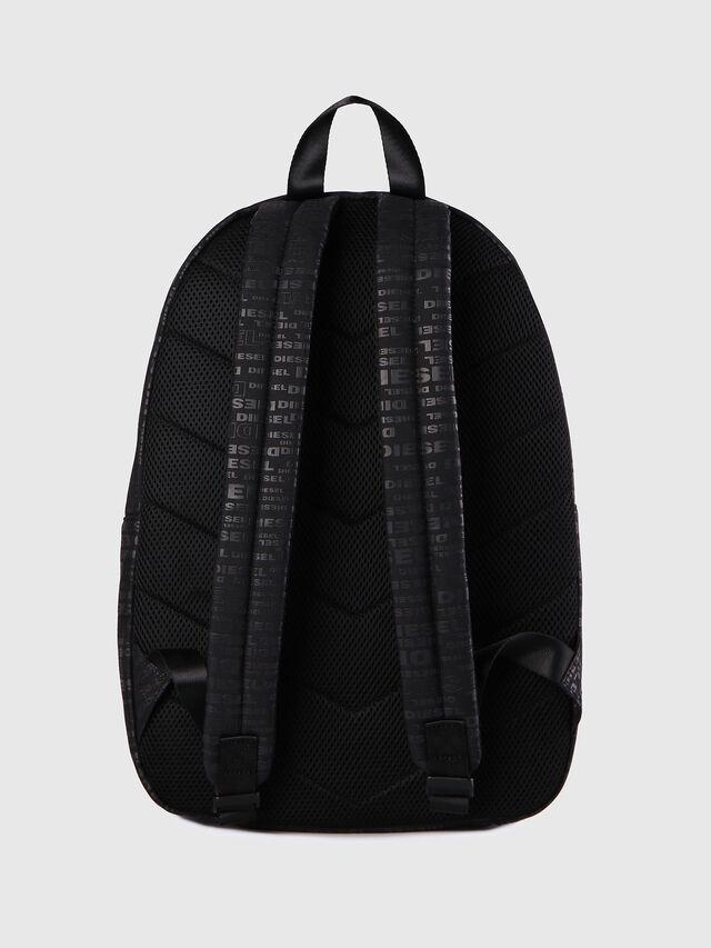 Diesel - F-DISCOVER BACK, Black/Red - Backpacks - Image 3
