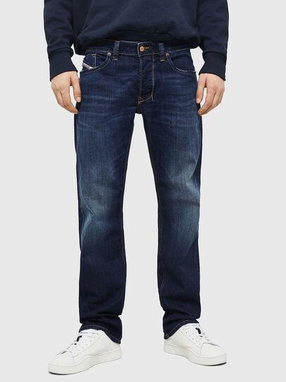 Diesel - Larkee 082AY, Dark Blue - Jeans - Image 1