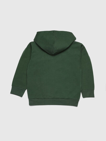 Diesel - SDIVISION OVER, Dark Green - Sweaters - Image 2
