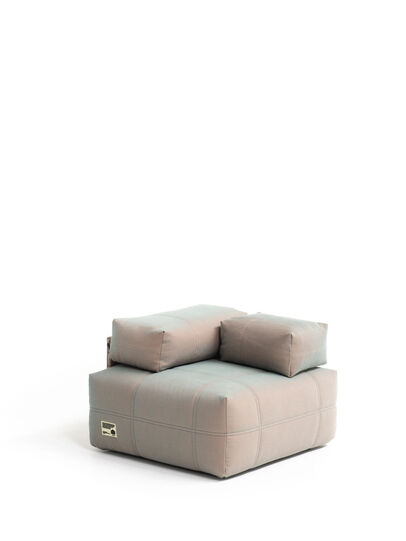 Diesel - AEROZEPPELIN - ARMCHAIR, Multicolor  - Furniture - Image 4