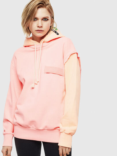 Diesel - S-CRAZY, Pink - Sweaters - Image 2