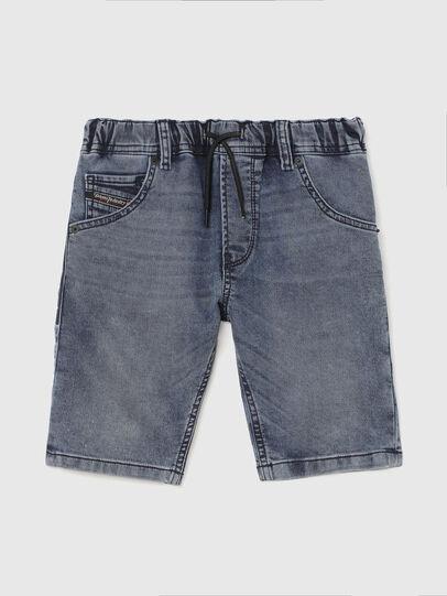 Diesel - KROOLEY-J SH JOGGJEANS, Medium blue - Shorts - Image 1