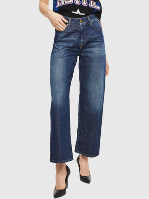 Widee 0090W, Dark Blue - Jeans