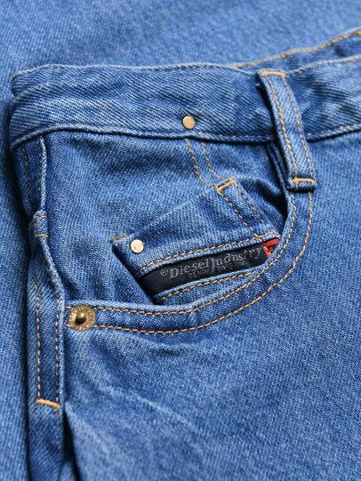 Diesel - D-IZZIER-J, Blue Jeans - Jeans - Image 3