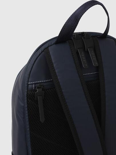 Diesel - BOLD BACK II, Dark Blue - Backpacks - Image 6