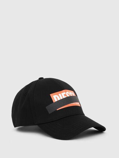 Diesel - CIRIDE-M, Black - Caps - Image 1