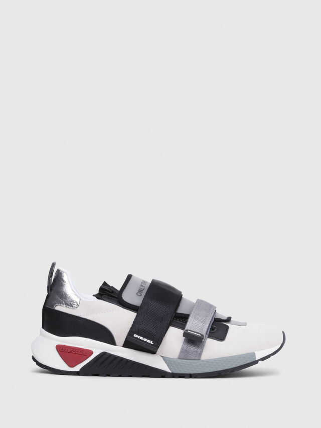 Diesel - S-KB STRAP, Multicolor/White - Sneakers - Image 1