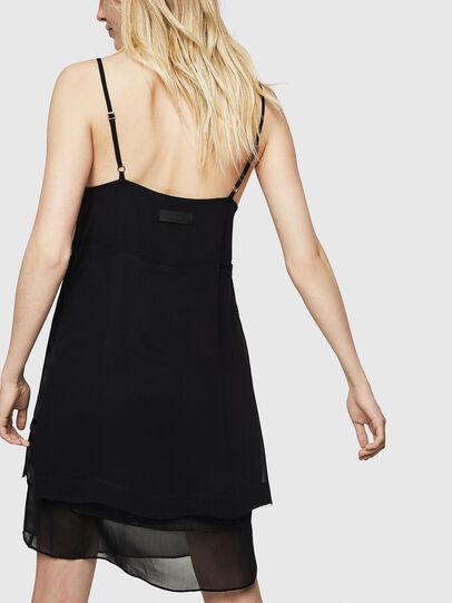 Diesel - D-SLIPPY, Black - Dresses - Image 2