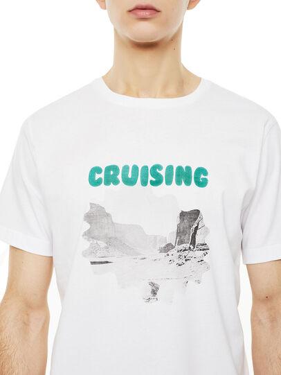 Diesel - TY-CRUISING,  - T-Shirts - Image 3
