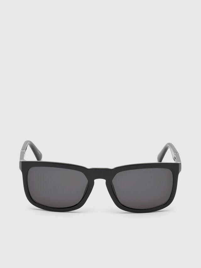 Diesel DL0262, Black - Eyewear - Image 1