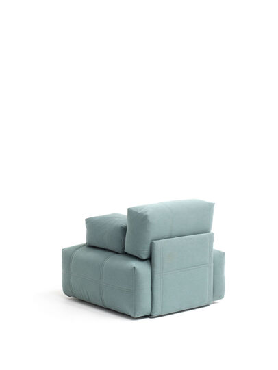 Diesel - AEROZEPPELIN - ARMCHAIR, Multicolor  - Furniture - Image 3