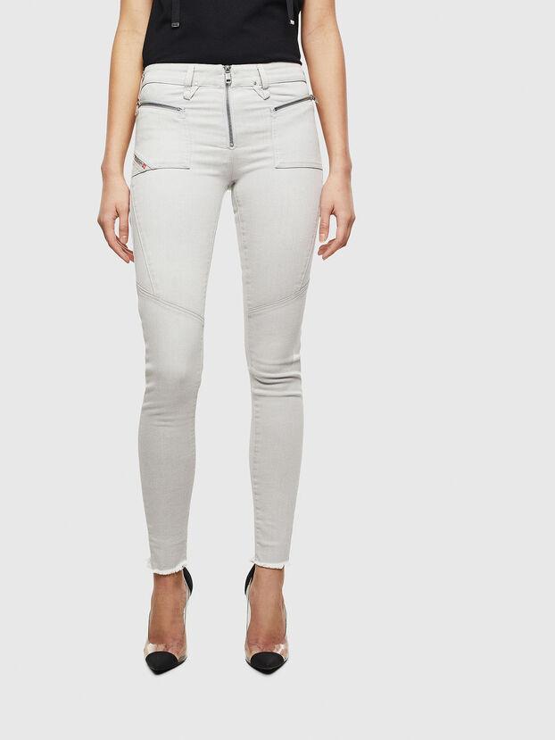 Slandy 0097F, Light Grey - Jeans