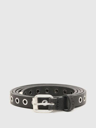 Diesel - B-EYE, Black - Belts - Image 1