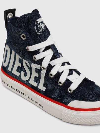 Diesel - SN MID 07 MC CH, Blue - Footwear - Image 4