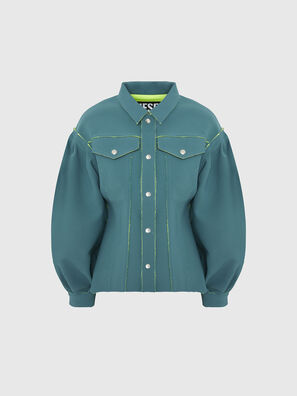 G-ALBA, Water Green - Jackets
