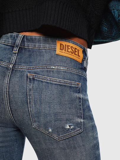 Diesel - D-Rifty 0890Y, Medium blue - Jeans - Image 4
