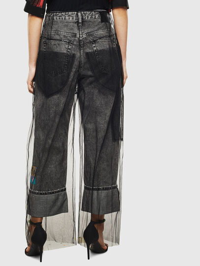Diesel - TYPE-1004, Black - Jeans - Image 2