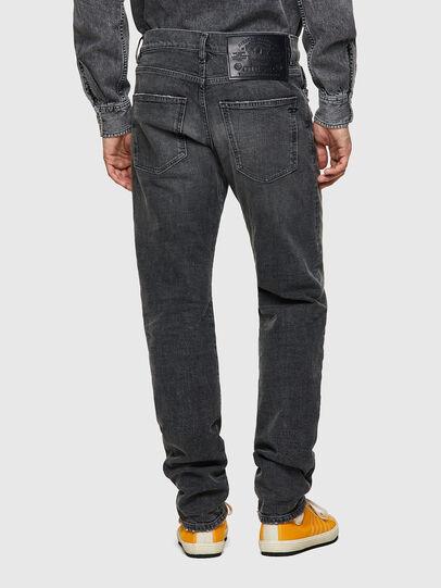 Diesel - D-Kras 09A3A, Black/Dark grey - Jeans - Image 2