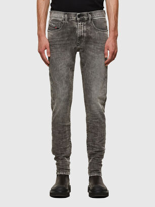 D-Strukt 009KA, Light Grey - Jeans