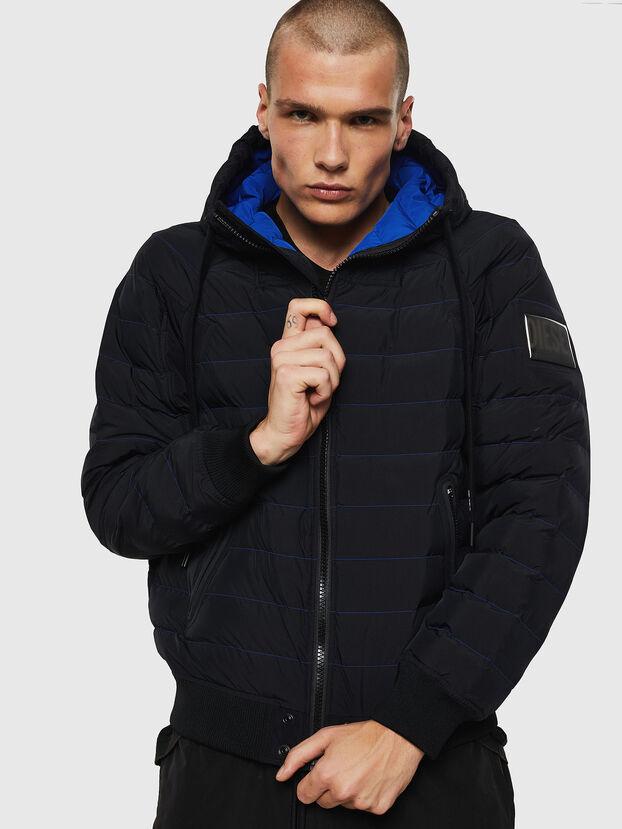 W-OBLOSKY, Black - Winter Jackets