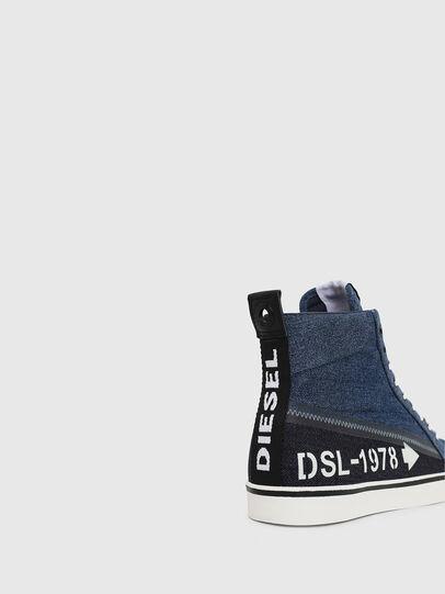Diesel - S-DVELOWS MID, Blue Jeans - Sneakers - Image 4