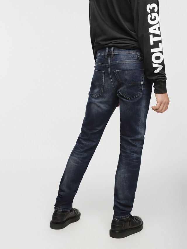 Diesel Tepphar 0853R, Dark Blue - Jeans - Image 2