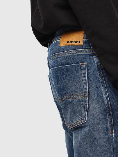 Diesel - Zatiny 0096E, Medium blue - Jeans - Image 4