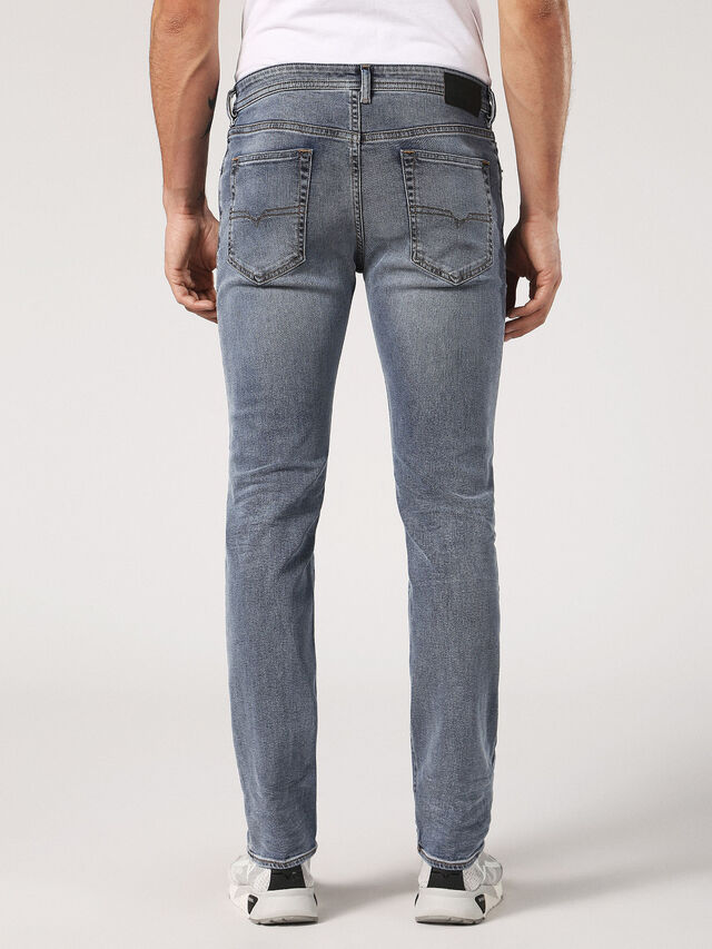 BUSTER 084SJ, Grey Jeans