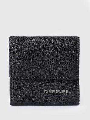 KOPPER, Black Leather - Small Wallets
