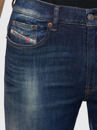 Diesel - D-Amny 009FB, Dark Blue - Jeans - Image 3