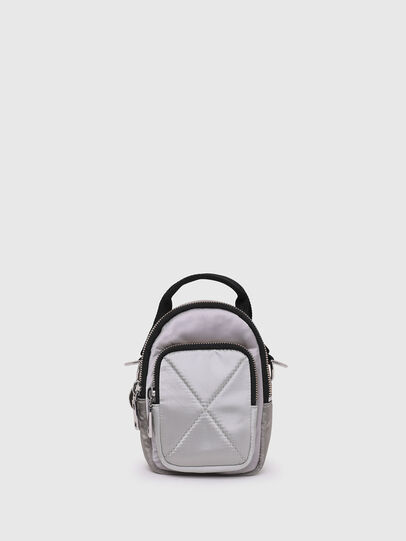 Diesel - LEDYBAG, Grey - Crossbody Bags - Image 1
