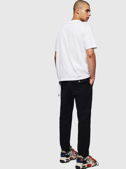 Diesel - T-HUSTY, White - T-Shirts - Image 8