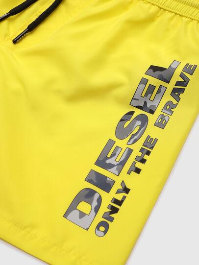 Diesel - MBXDORRY, Yellow - Beachwear - Image 3