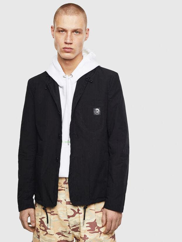 J-REY, Black - Jackets
