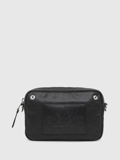 Diesel - RACHYBOX, Black - Crossbody Bags - Image 1