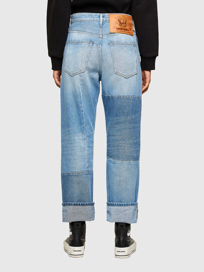 Diesel - D-Reggy 009ND, Light Blue - Jeans - Image 2