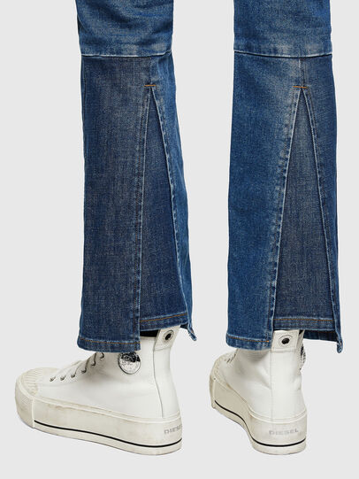 Diesel - D-Earlie 009NP, Medium blue - Jeans - Image 5