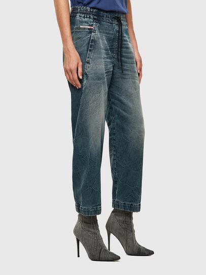 Diesel - Krailey JoggJeans® 069YG, Medium blue - Jeans - Image 3