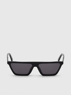 DL0304, Black - Sunglasses