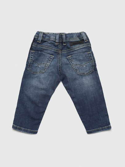 Diesel - KROOLEY JOGGJEANS-B-N, Medium blue - Jeans - Image 2