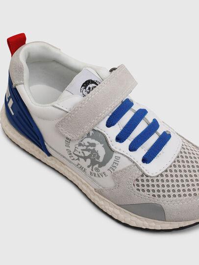 Diesel - SN RUNNER 01 LC CH, White/Blue - Footwear - Image 4
