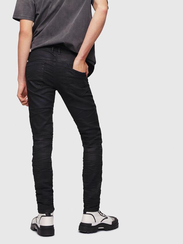 Diesel - Thommer JoggJeans 0688U, Dark Blue - Jeans - Image 2
