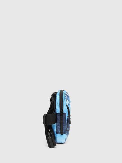 Diesel - SORAKE, Blue - Crossbody Bags - Image 3