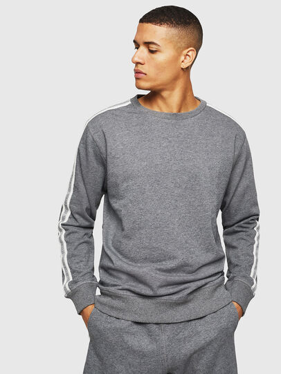 Diesel - UMLT-WILLY, Grey - Sweaters - Image 1