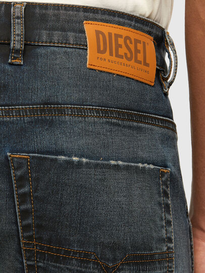 Diesel - KROOLEY JoggJeans® 069NS, Dark Blue - Jeans - Image 4