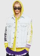 D-VINNY, Light Blue - Denim Jackets